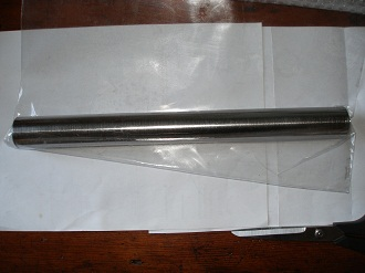 Matchless swinging arm pin - steel