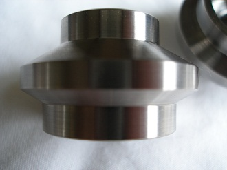 Titanium suspension unit adaptor