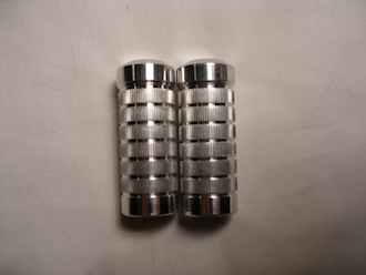 7075 alloy toe pegs
