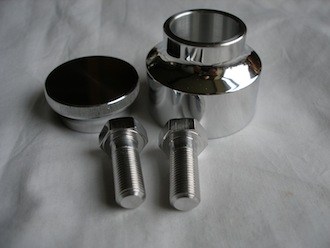 6082 alloy ead stem parts and pinch bolts