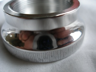 6082 alloy head stem top nut