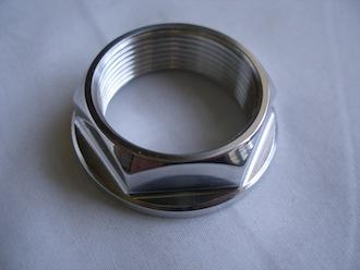 Yamaha R1 7075 alloy swinging arm spindle nut