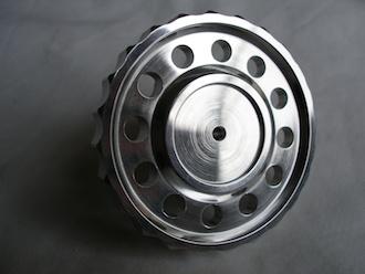 BSA RGS steering damper knob