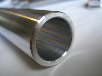 Yamaha TZ 7075 alloy bearing spacer
