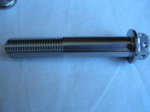 Titanium UNC bolt