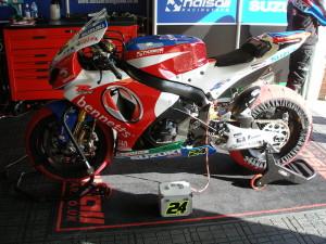 Christain Iddons Bennets Suzuki