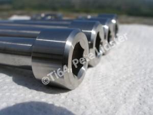 Yamaha R1 titanium M12x1.25 bolt heads