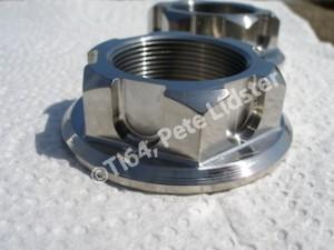 Yamaha R1 titanium sexy nut