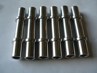 Porche 7075 alloy brake parts
