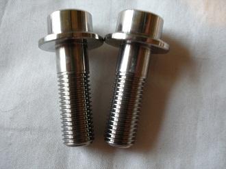 Yamaha R1 titanium sidestand bolts