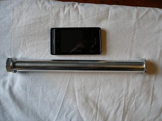 Yamaha R6 7075 alloy rear axle