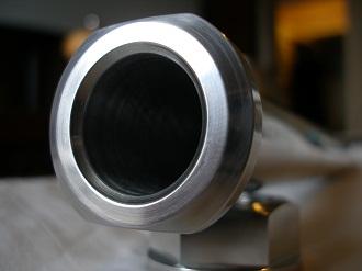Yamaha R6 7075 alloy rear axle head