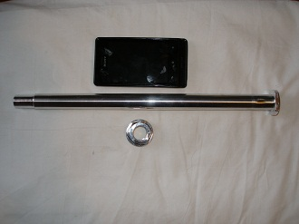 Yamaha R6 swinging arm pin and new phone