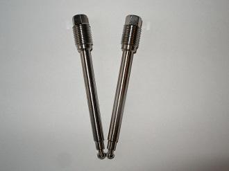 Nissin titanium brake pins