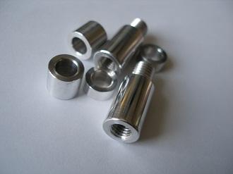 7075 alloy hero blob parts for VFR