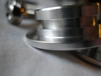 6082 alloy starter motor casing plug