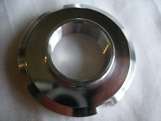 7075 alloy steering head stem collar nut