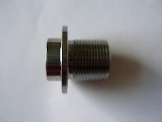 titanium pedal bike crank bolt
