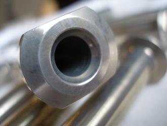 7075 alloy Montessa rear axle head