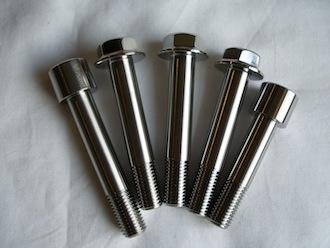 Montessa titanium suspension bolt set