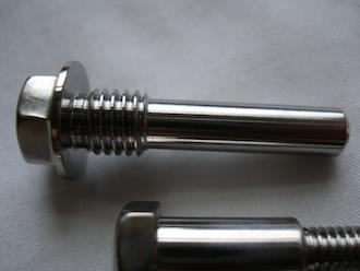 Montessa titanium pin bolt