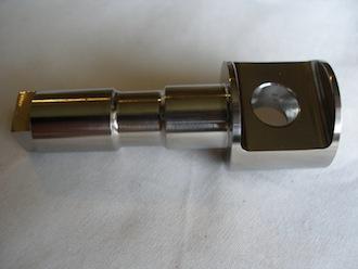 Honda 350 twin titanium rear brake cam