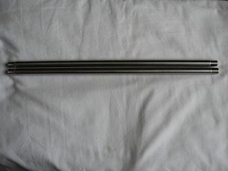 "Matchless titanium 1/2""-M12 engine mounting stud"