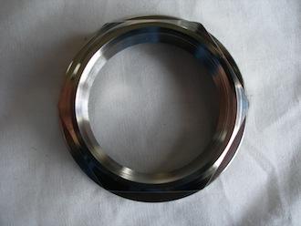 Honda SP2 titanium head stem top nut