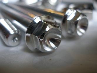 Kawasaki 7075 alloy bolts