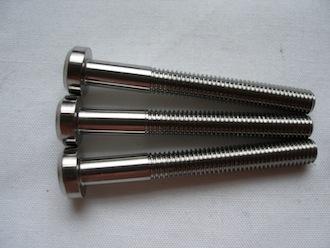 M5 titanium Torx25 bolts