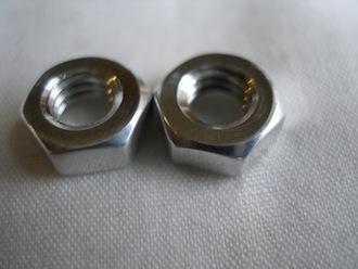 7075 alloy half nuts
