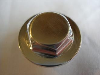 7075 alloy sump plug