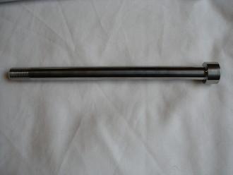SWM titanium engine mounting bolt