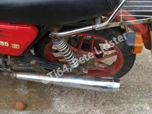 Manky back wheel