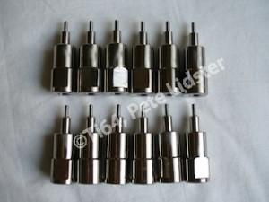 4-40 UNC titanium posts