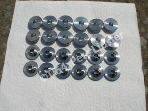 Titanium Westlake valve retainers