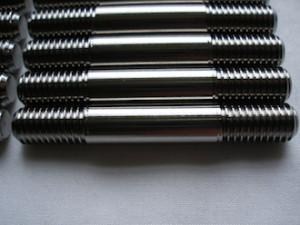 Mazda titanium M8 manifold studs