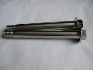 Suzuki GSXR titanium suspension link bolts