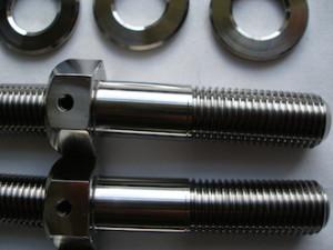 """Titanium 5/8"""" BSF bolts"""