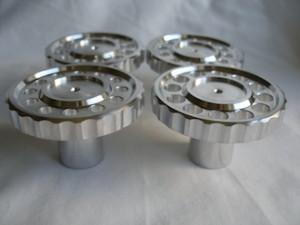 RGS alloy steering damper knobs