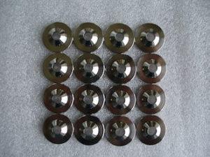 Titanium Honda 4 racing valve retainers